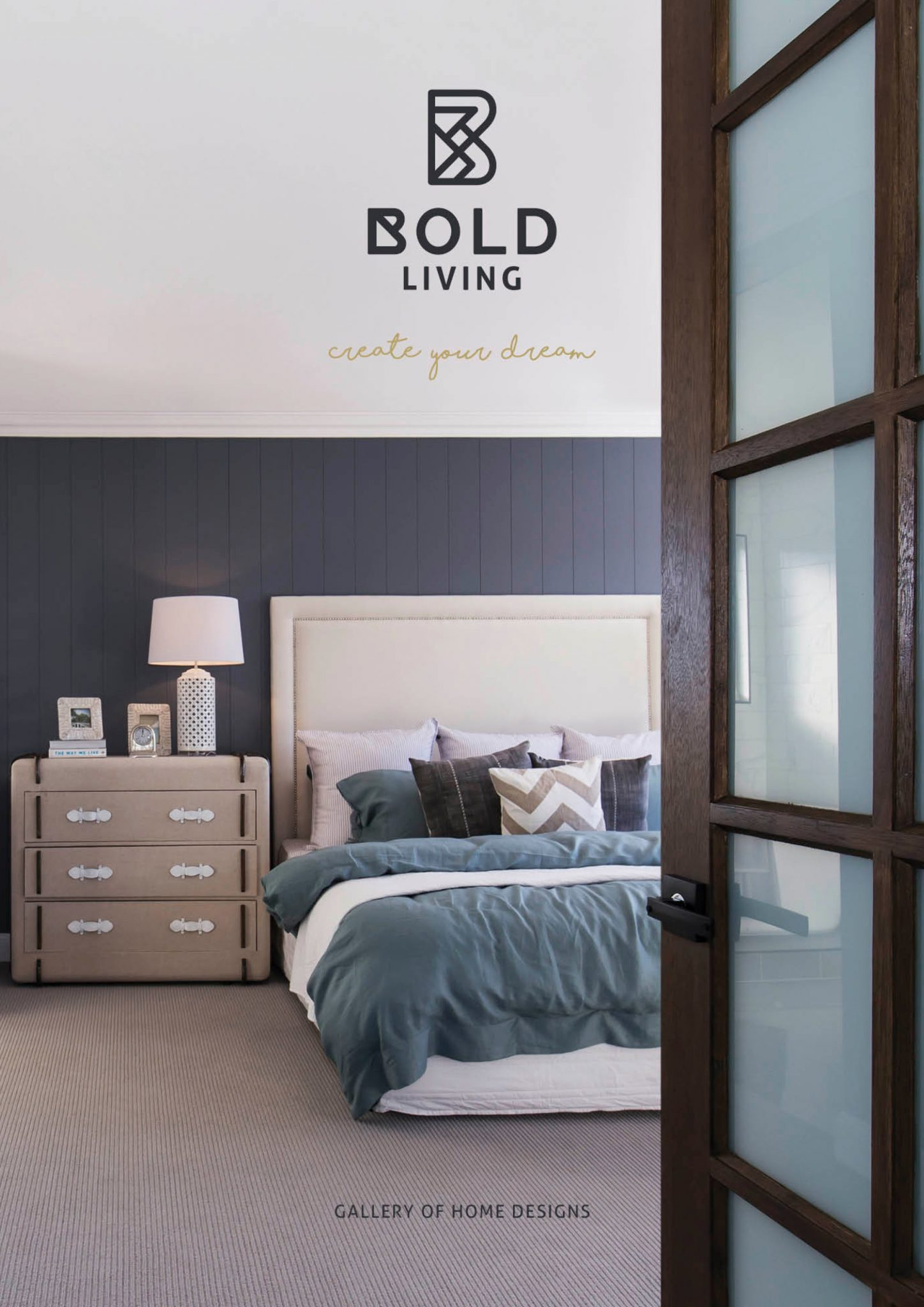 Bold Living Main Brochure Cover