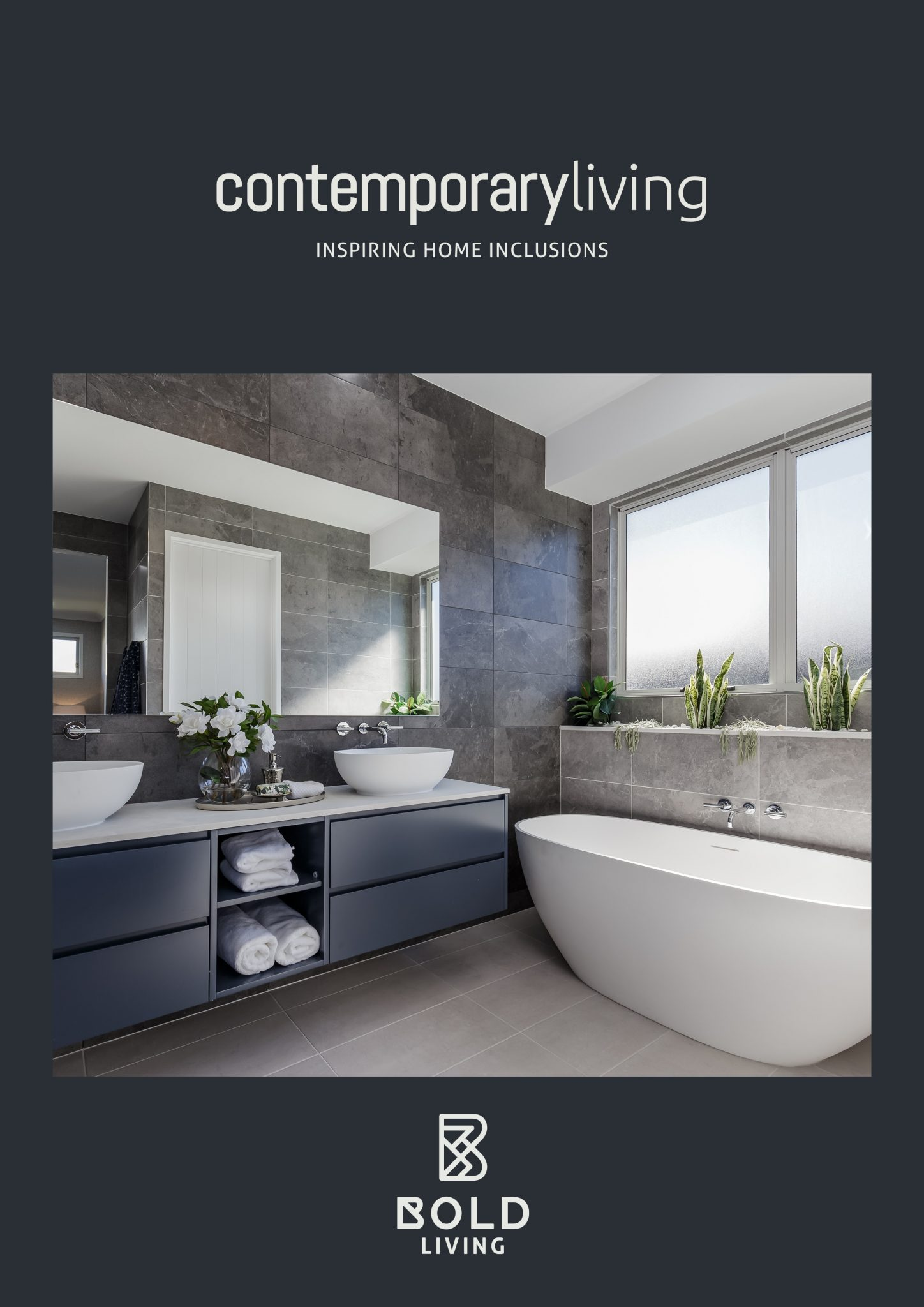 Contemporary Living Brochure Cover