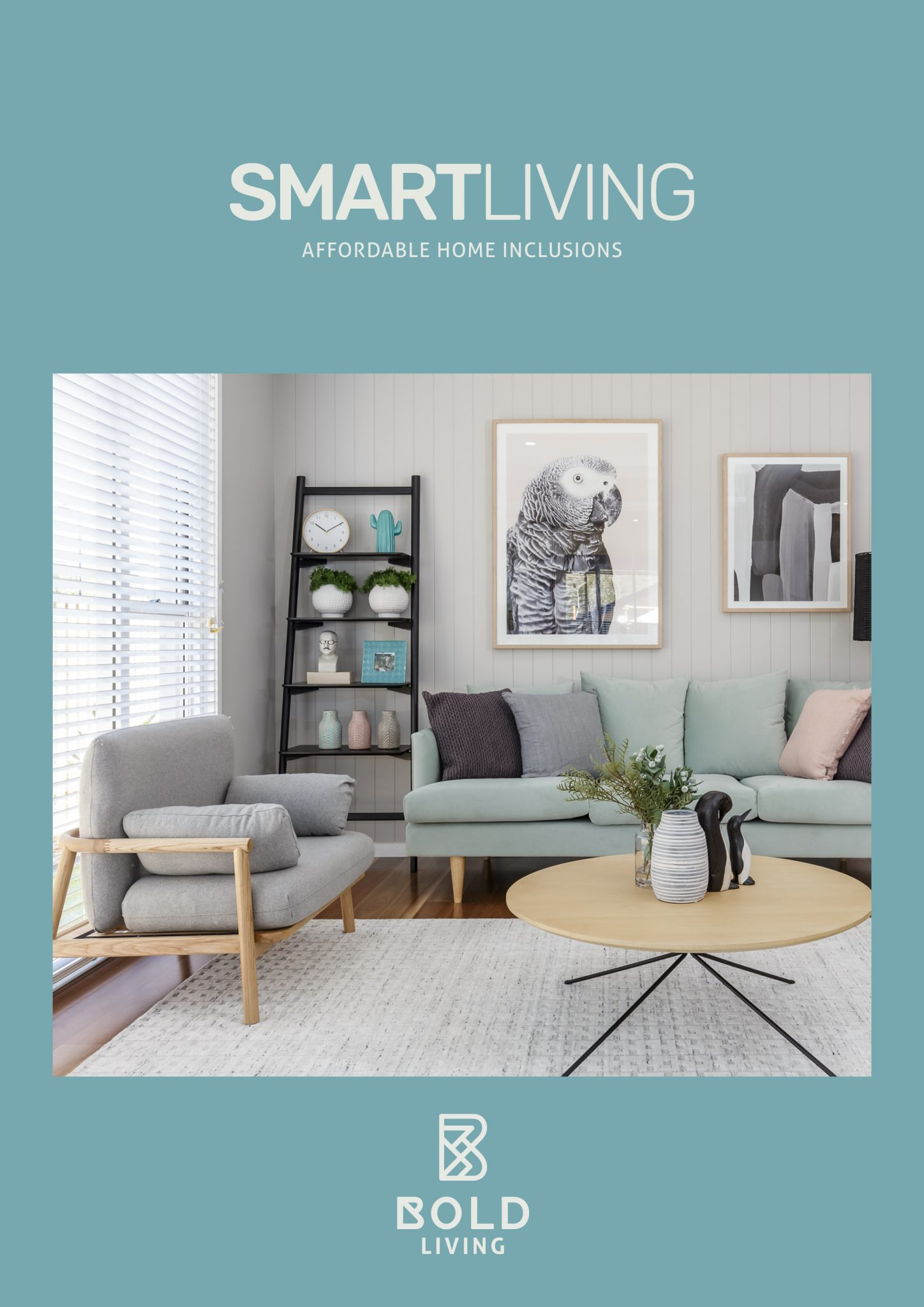Smart Living Brochure Cover