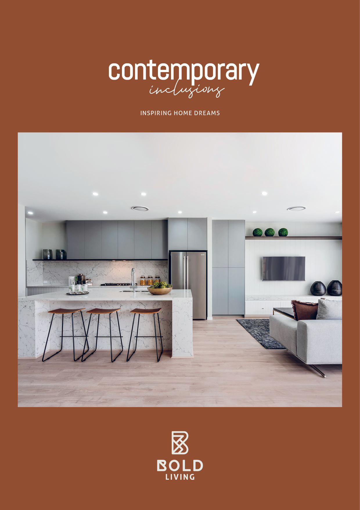 Bold Living - Display Brochure Contemporary