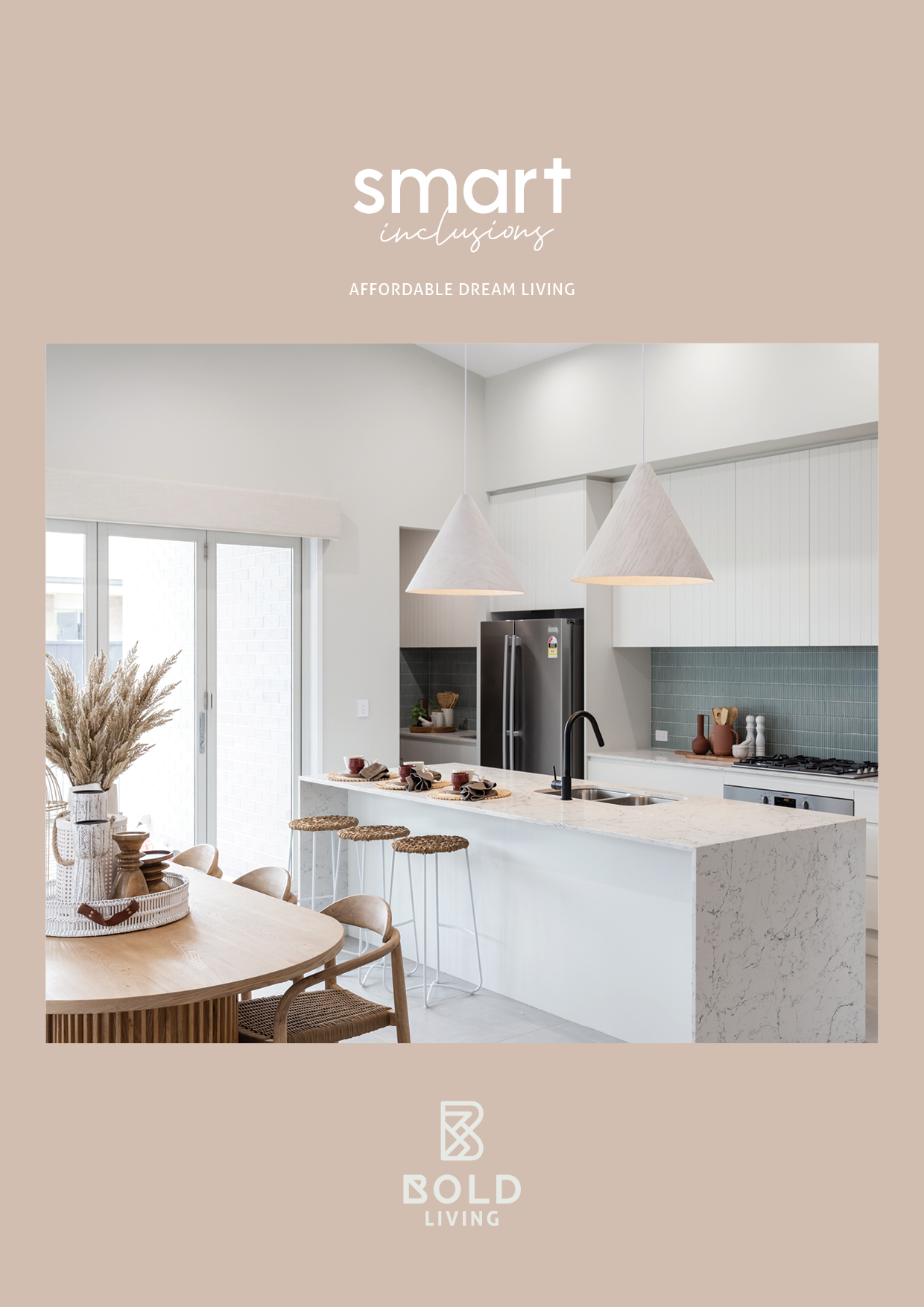 Bold Living - Display Brochure Smart